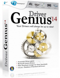 Driver Genius 14 License Code And Crack Free Download