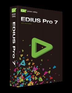 Edius Pro 7 Crack and Serial Number Full Free Download