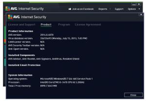 Avg internet security 2014 serial key 2025