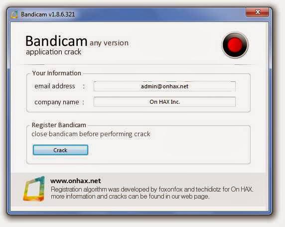 bandicam serial key free
