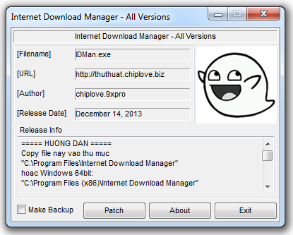 download software idm gratis serial number