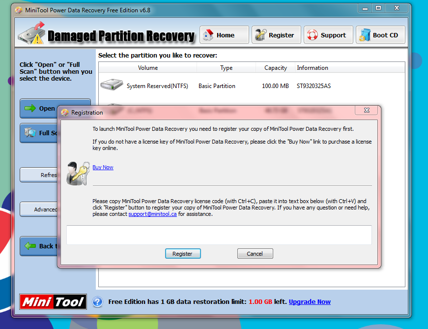 Power Data Recovery 6.8 Crack and Serial Key Full Free Download