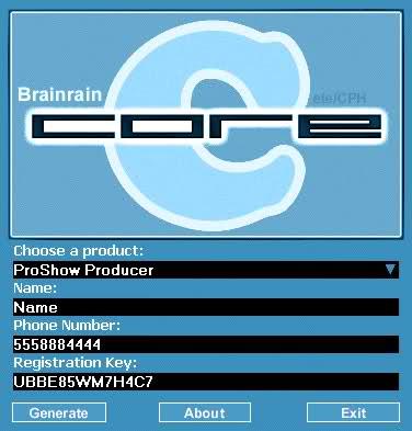 Proshow Producer 6 Keygen