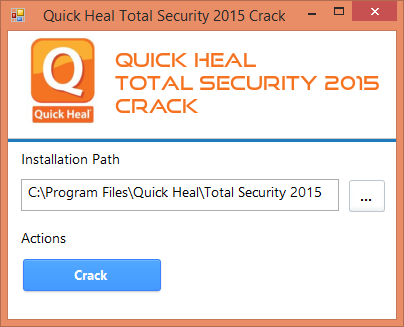 Quick Heal Total Security 2014 Crack And Product Key Full Free Download