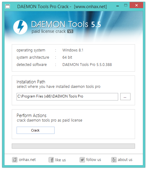 Daemon Tools Pro Advanced 6.0 Crack Plus Serial Key Full Download