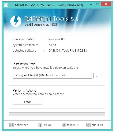 Daemon Tools Pro Advanced 6.0 Crack Plus Serial Key Full Download