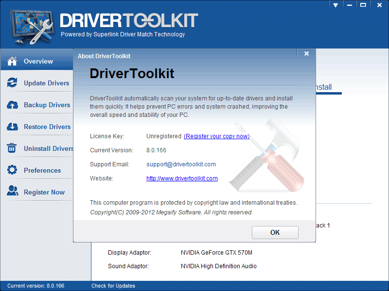 driver tool kit license key