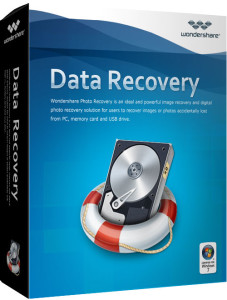 WonderShare Data Recovery Crack and Serial Number Free Download