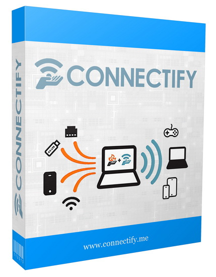 Connectify 9 Pro Crack, Keys And Patch Free Download