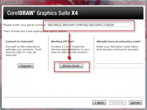 Coreldraw Graphic Suite X4 Crack Plus Serial Number Full Free Download