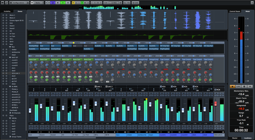 Cubase Pro 8 Crack and Keygen Full Version Free Download