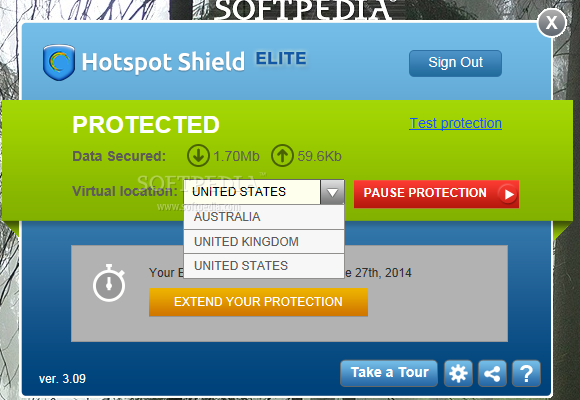Hotspot Shield Elite Crack With Keygen Full Free Download