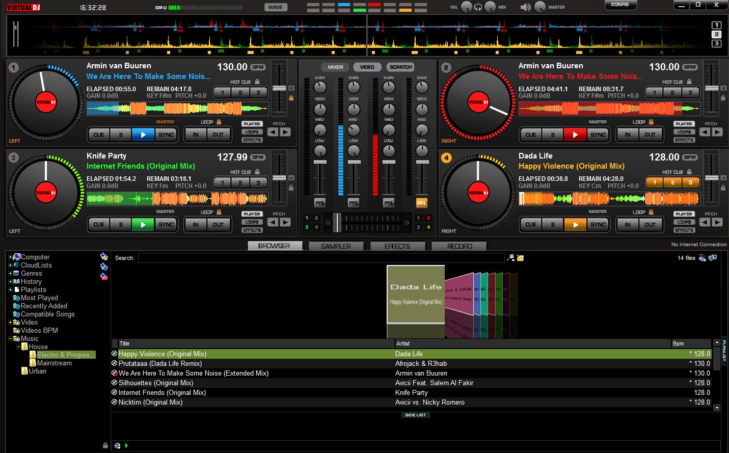virtual dj 7 pro free