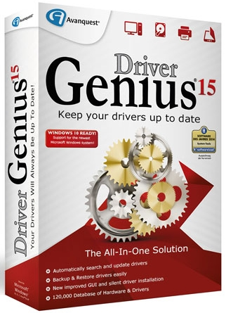 Driver Genius 15 Crack Plus License Code Full Free Download