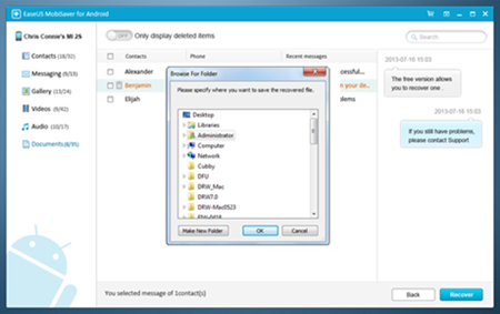 Easeus Mobisaver 4.5 License Code Plus Keygen Full Free Download