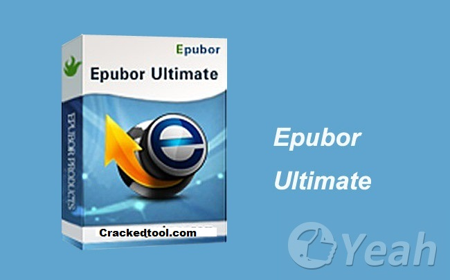 Epubor Ultimate Converter Crack Plus Serial Key Full Free Download