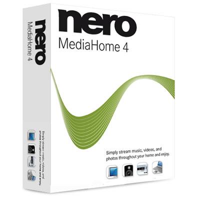 Nero MediaHome 4 Crack Plus Serial Number Full Free Download