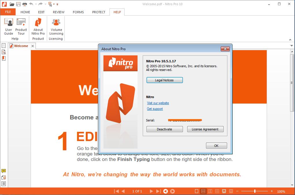 Nitro PDF Pro 10 Crack and Keygen Full Version Download