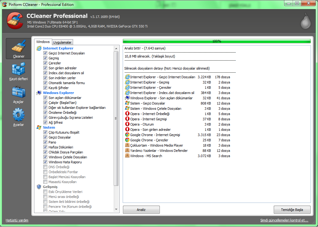 CCleaner 5.09 Crack Plus Serial Key Full Version Free Download