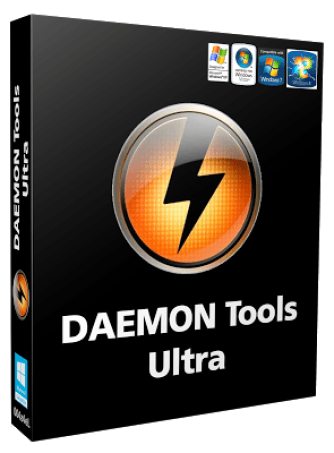 Daemon Tools Ultra 4 License Key Plus Crack Full Free Download