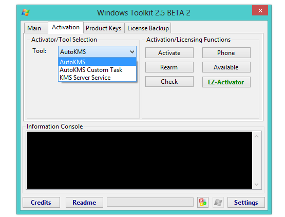 Microsoft Toolkit 2.5.5 Activator For Office and Windows Free Download