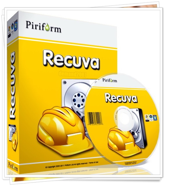 Piriform Recuva 1.X Crack Plus Serial Key Full Free Download