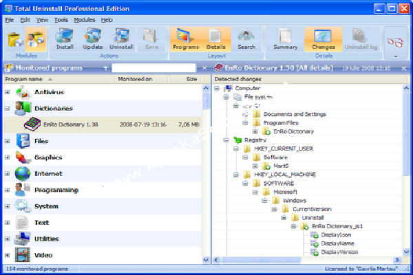 Total Uninstall Professional 6.15.0 Crack And Keygen Free Download