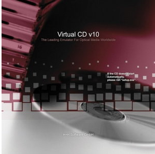 Virtual CD 10 Crack Plus Serial Number Full Free Download