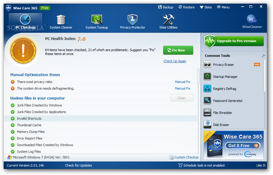 Wise care 365 Pro License Key Plus Keygen Full Free Download