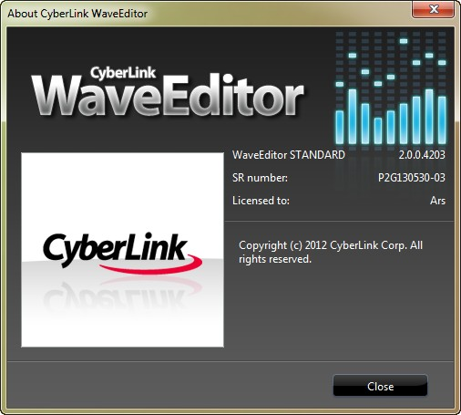 Cyber link Wave Editor 2 Crack And Patch Full Version Free Download