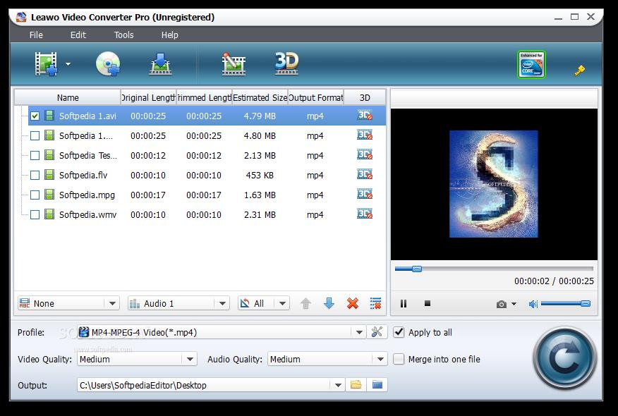 Leawo Video Converter Registration Code Plus Crack Full Free Download