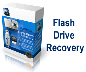 Softorbits Flash Drive Recovery Registration Key & Crack Free Download