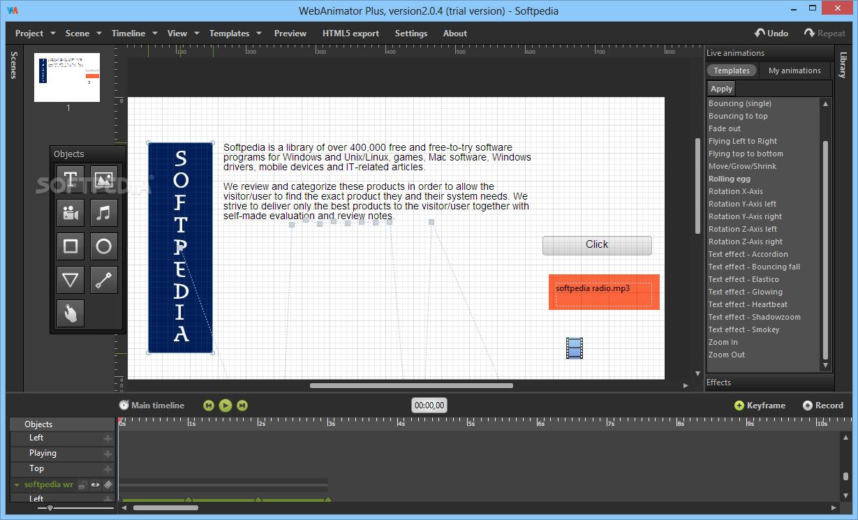 WebAnimator Plus Crack And Serial Key Full Version Free Download