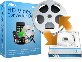 WinX HD Video Converter Deluxe License Code + Crack Free Download