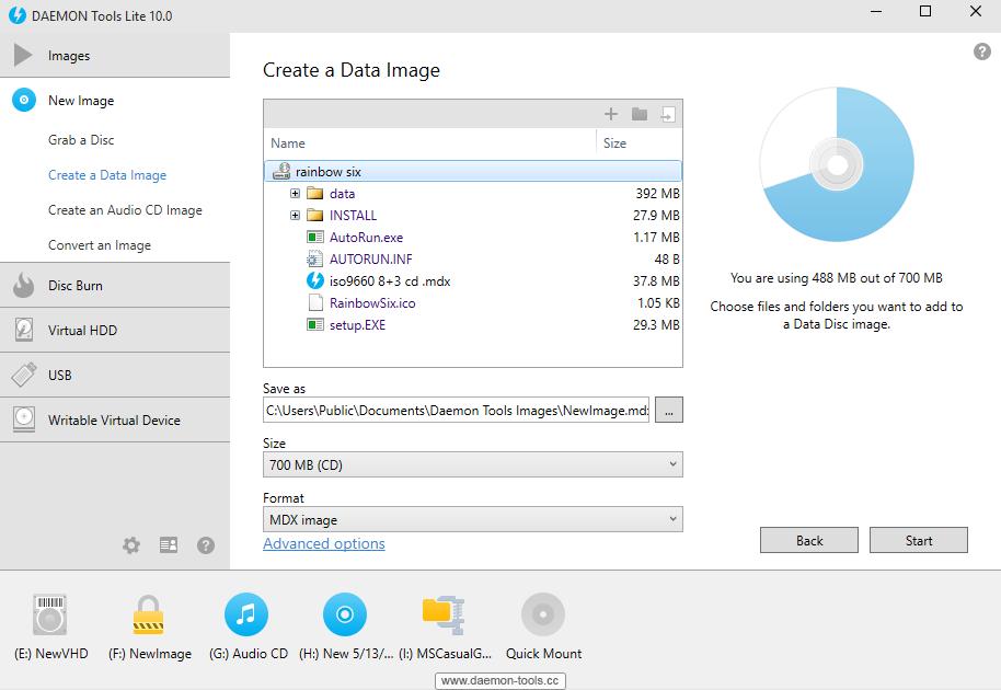 DAEMON Tools Lite 10.7.0.0337 Crack + Serial Number Tested