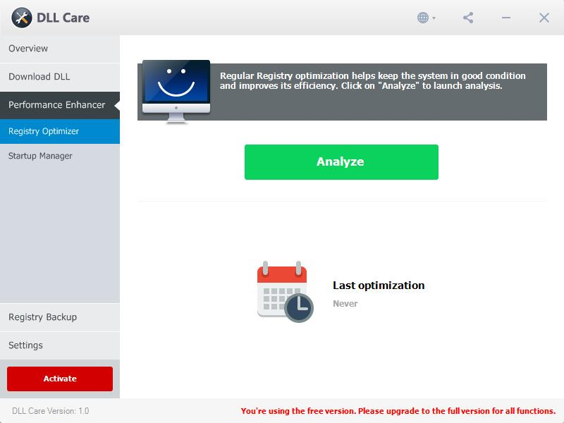 DLL Care 1.0.0.2266 Crack + Serial Key Tested Free Download