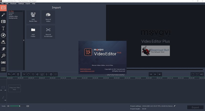 Movavi Video Editor 14.3.0 Crack + Serial Key Tested