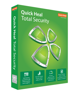 Quick Heal Total Security 2018 Product Key + Crack Tested