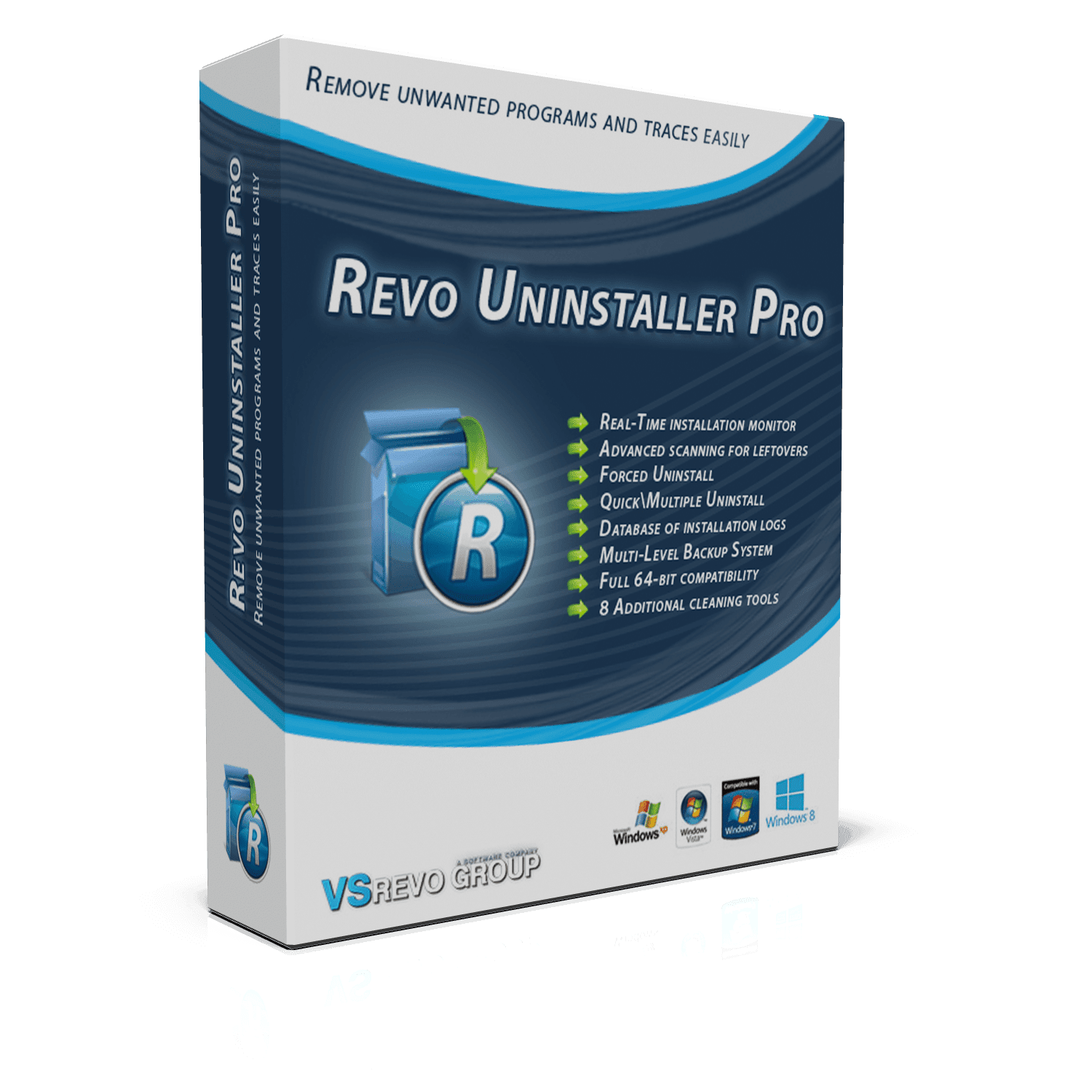 Revo Uninstaller Pro 3.2.0 Crack + License Key Tested