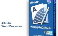 Atlantis Word Processor 3.2.0 Crack + Serial Key Tested