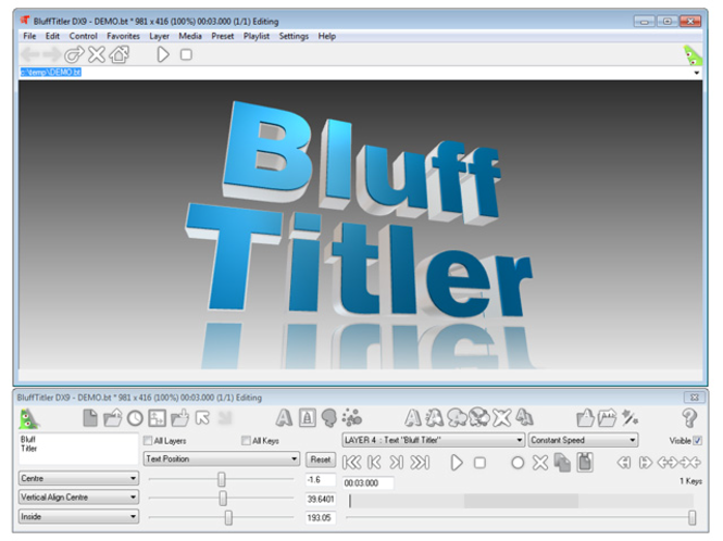 BluffTitler Ultimate 13.8.0.0 Crack + Serial Key Free Download