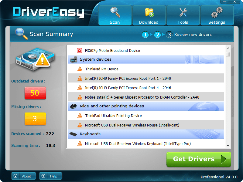 Driver Easy Pro 5.6.1 Crack + Serial Key Tested Free