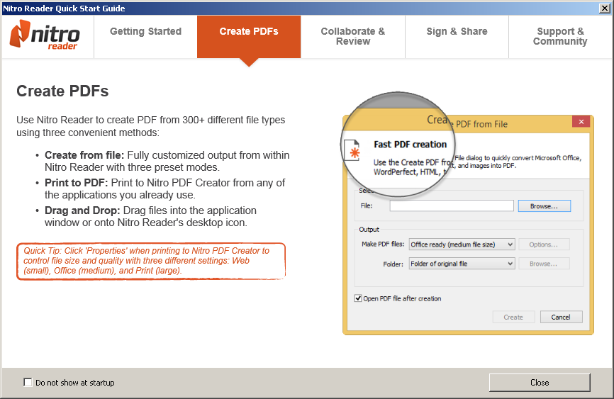 Nitro Pro Enterprise 11.0.8.470 Crack + Serial Key Tested